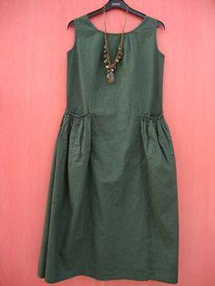 Green women skirt fashon skirts Mini Skirts Linen by fashiondress6, $50.00