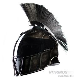 Break stereotypes!  Choose the Badass helmets on the site:  www.nitrinos.ru  #Spartahelmet for #bikers is:  #MotoSPARTA helmet is designed with the use of 3D technologies. High strength of the helmet shell is provided by a composite structure with kevlar reinforcement. Four-channel, adjustable ventilation ensures air cooling for visor and driver's head. The inner part of the helmet – is quick detachable for easy maintenance and washing.   The exterior of the helmet, on customers' request…