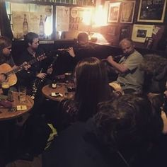Trad Session at The Cobblestone-One of those pubs that from outside, looks a tad dodgy, but inside is an absolute gem. There are normally people playing Irish music most nights, a great smoking area and a variety of beers on tap. | 27 Things You Must Do In Dublin Before You Die