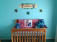 lilo and stitch nursery | Lilo Stitch Nursery (Pics) It's Done!