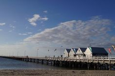 One Mile Jetty in Busselton, WA