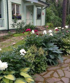 Ландшафтный дизайн — Разное | OK.RU Plants, Garden, Garten, Planters, Gardening, Outdoor, Home Landscaping, Plant, Tuin