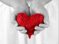 Wordplay Wednesday: What If You Had to Really Give Your Heart Away?