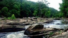 In Lithia Springs, GA-various types of hikes, great abandoned mill to fancy your history buff