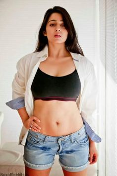 Charmy Kaur in Sexy Shorts
