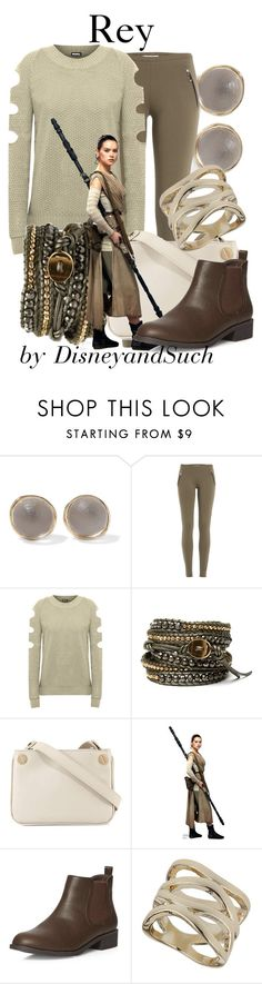 """Rey"" by disneyandsuch ❤ liked on Polyvore featuring Alexis Bittar, Emilio Pucci, WearAll, Chan Luu, Neiman Marcus, Dorothy Perkins, Miss Selfridge, disney, disneybound and starwars"