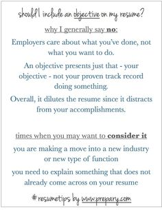 Is An Objective Needed On A Resume The Anatomy Of Lying On A Resume Don't Do It  Resume Tips .
