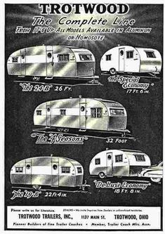 Trotwood ad. This may help me identify a trailer that I was unable to put a maker to!!!