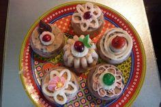 cupcake's van vogelvoer en vet