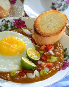 Kacang Phool Indian Food Recipes, Asian Recipes, Ethnic Recipes, One Pot Meals, Easy Meals, Malay Food, Malaysian Food, Chana Masala, Food And Drink