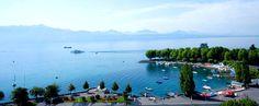 Angleterre  Résidence **** Sweet tranquility of Lausanne with a view on the Léman lake.