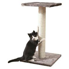 trixie espejo arbre à chat hauteur 69 cm gris platinium peluche et sisal naturel - Achat / Vente arbre à chat Arbre à chat Espejo à prix réduit- Soldes* d'été Cdiscount