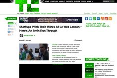 http://techcrunch.com/2013/06/05/startups-pitch-their-wares-at-le-web-london-heres-an-8min-run-through/ ...   #Indiegogo #fundraising http://igg.me/at/tn5/