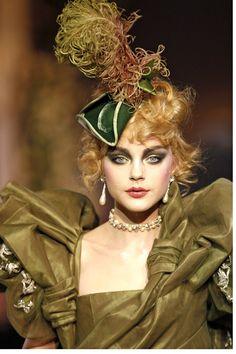 seaborder:    John Galliano for Christian Dior Haute Couture