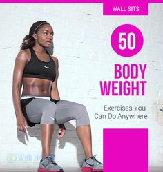 Body weight cardio workouts can be really intense or really easy based on your level of endurance.  #ab_workouts