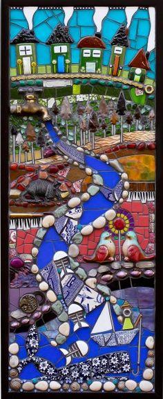 Mosaics | Terra Firma Studios - beautiful!