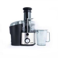 Geepas Full-Fruit Juicer | Wayfair.co.uk Fruit Juicer, Citrus Juicer, Orange Juice Machine, Juice Dispenser, Canned Juice, Different Fruits And Vegetables, Manual Juicer, Centrifugal Juicer, Smoothie Makers