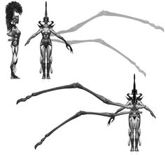God of War Ascension Pictures Characters Concept Artwork 64