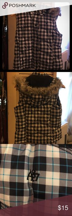 New aero plaid vest This is an awesome best but fits me smaller than I wish 5da5f55a01