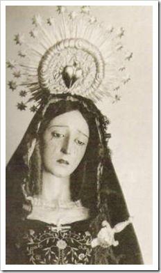La leyenda de la Virgen de la Soledad de Viñeros