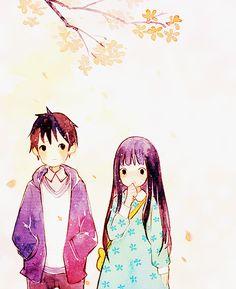 Kimi ni Todoke - Kazehaya x Sawako Kimi Ni Todoke, Koi, Manga Anime, Anime Art, Cosplay Tumblr, Real Anime, Girls Anime, Manga Love, Anime Kawaii