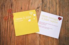 yellow wedding invitations Yellow Wedding Invitations, Invites, Real Weddings, Yellow Weddings, Consideration, Sunshine, Wanderlust, Future, Girls