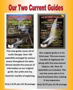 The Wayward Traveler - Waterfall Guide, Hiking Guide
