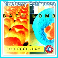 UNFORESEEN - Blueberry Echinacea a PICHPOSH.com Bath Bomb - Unexpected Sweet Bouquet both fresh & intoxicating . While bathing add one or more Bath Bombs to your Bath & discover the PICHPOSH.com Experience. Visit PICHPOSH.com  Shop here: http://www.pichposh.com/securestore/c148229p9558924.2.html #blueberry #echinacea #bathbomb #bathbombs #red #blue #fun #summer #bathandbody #cool #design #graphicdesign #artistic #shopping #beautiful #cute #regina #sasktechewan #pastel #pichposh