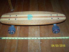 Rhyn Noll Streetsurfer Skateboard Old School Deck Style w Independent Trucks | eBay