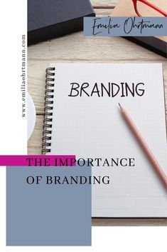 The importance of branding - not only in the fashion industry but in all small businesses. #fashionbranding #importanceofbranding #whybranding #branddevelopment #logodesigner Successful Online Businesses, Small Businesses, Blog Design, Web Design, Importance Of Branding, Inspirational Quotes For Entrepreneurs, Blog Layout, Blogging For Beginners, Fashion Branding