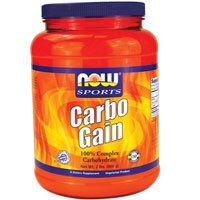 Now Foods CarboGain100% Complex Carbohydrate, 2 Lb (Pack of 2) *** New and awesome product awaits you, Read it now  : Weight loss Shakes and Powders
