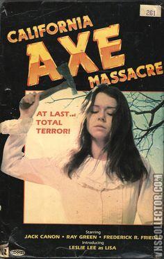 California Axe Massacre (1974)
