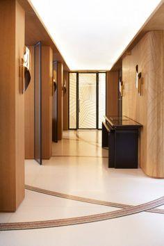 Hôtel Maison FL 's renovation by François Champsaur