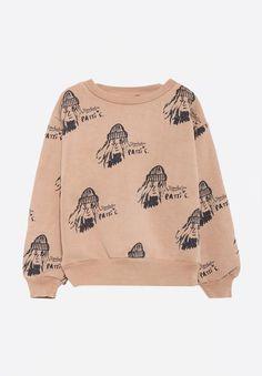 Bear Kids Sweatshirt AO Patti