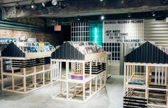 The Record Shop @Space Ninety 8 Photo: Heidi Lee