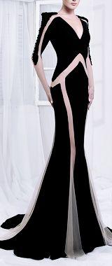 Tarek Sinno Autumn/Winter 2013-14 Haute Couture