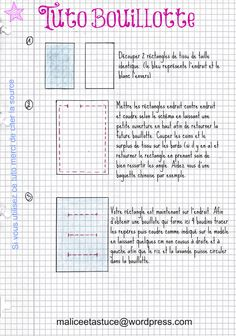 "TUTO> A hot water bottle - Une bouillotte boudinée""> hot water bottle tutorial page 1 -"