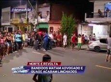 Galdino Saquarema Noticia: Advogado é vítima de latrocínio em Belém