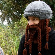 Viking Knit Beard!
