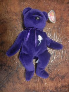 12) How To Tell If Your Princess Diana Beanie Baby Is Worth Money ... 40e615cbbc8c