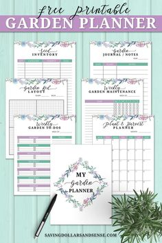 The Best Garden Journal Is Yours FREE! This FREE Garden Journal Planner includes a weekly gardening to-do and maintenance lists, seed and plant inventory forms, planting and harvesting monthly calendars to help you keep track of everything. Memo Boards, Date Plant, Plant Diseases, Organic Gardening Tips, Vegetable Gardening, Pallet Gardening, Gardening Books, Vegetable Garden Planner, Garden Maintenance