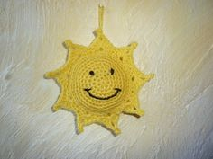 "Yellow, Pink and Sparkly: ""A Little Ray of Sunshine"" free pattern!"