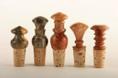 Using the corks