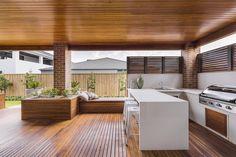Villa Grande Alfresco - Simonds Homes #interiordesign #alfresco