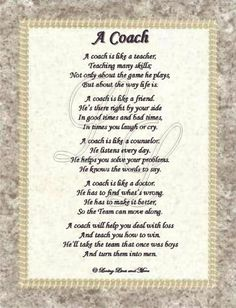 Quotes For Coaches Plaque. QuotesGram by @quotesgram