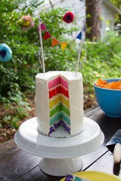 Great smash cake
