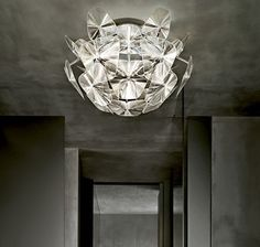 Keep it sophisticated with this Hope Ceiling Lamp by Luceplan