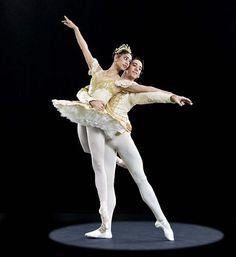 Begoña Cao, as the Sugar Plum Fairy, in her Swarovski crystal-encrusted tutu, and Esteban Berlanga, as The Nutcracker, Sugar Plum Fairy, Dancers, Ballerina, Tutu, Swarovski Crystals, Ballet, Places, People, Fashion Trends