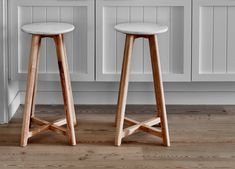 A quick google search for bar stools will have you met with replica upon replica… and we can't be the only ones who are tired of... Read More