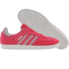Adidas Womens Samba (super pink / runninwhite) G56781 - $64.99